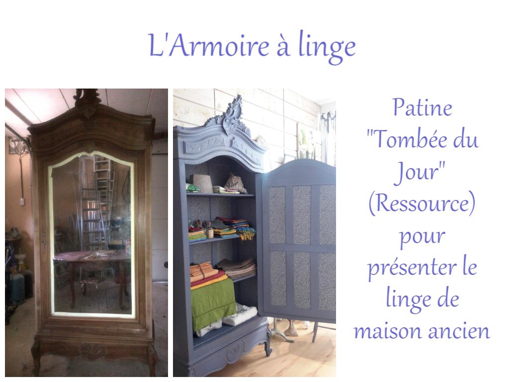 Relooking de meubles l 39 exquise trouvaille for Meuble ancien repeint